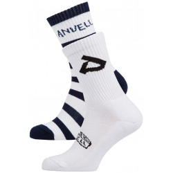 Anuell Jeremy Socks White