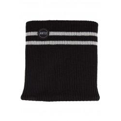 Antix Knitted Neckwarmer Black