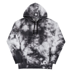 Willow Light Dye Hoodie Tie...