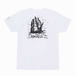 Anuell Arker T-Shirt White