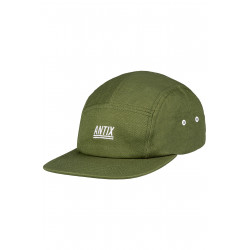 Antix Futura 5 Panel Cap Green