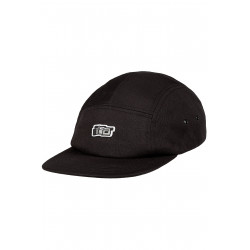 Antix Vita 5 Panel Cap Black