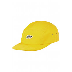 Antix Vita 5 Panel Cap Yellow