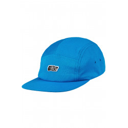 Antix Vita 5 Panel Cap Blue