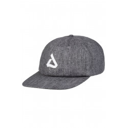 Anuell Packam 6 Panel Cap Grey