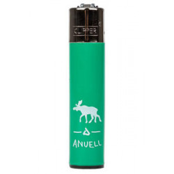 Anuell Mooser Clipper  Green