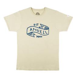 Anuell Henryer T-Shirt Sand