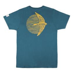 Anuell Martin T-Shirt Teal