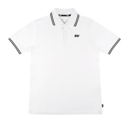 Antix Vita Polo-Shirt White