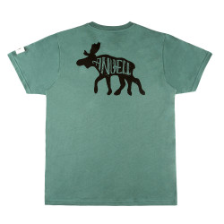 Anuell Mooser T-Shirt Petrol