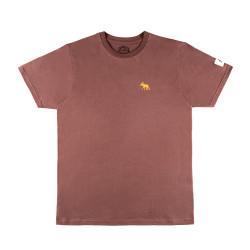 Anuell Mooser T-Shirt Maroon