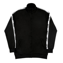 Antix Tracksuit Jacket Black