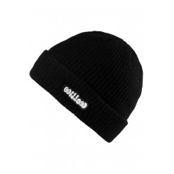 Willow Cloud Beanie Black