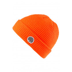 Willow Icon Beanie Neon Orange