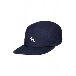 Anuell Moosam 5 Panel Cap Navy