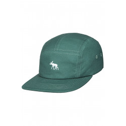 Anuell Moosam 5 Panel Cap Teal
