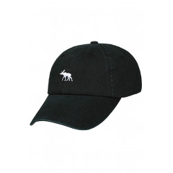 Anuell Moosies Dad Cap Black