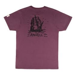 Anuell Arker T-Shirt Plum