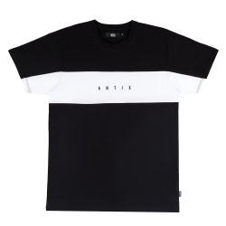 Antix Bicolor T-Shirt Black
