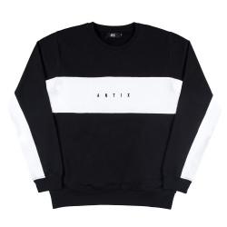 Antix Bicolor Sweatshirt Black