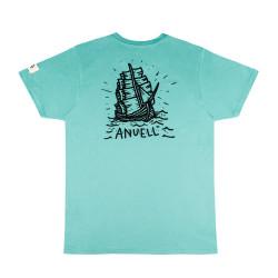 Anuell Arker T-Shirt Mint