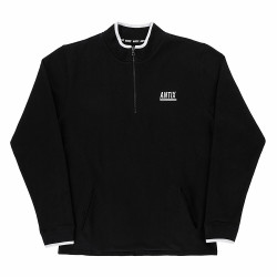 Antix Dipped Sweatshirt Black