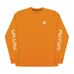 Willow Neon T-Shirt Orange