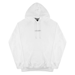 Willow Infinity Hoodie White