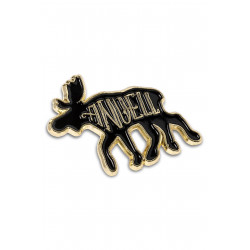 Anuell Mooser Pin Black