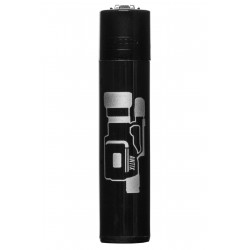 Antix VX Clipper Lighter Black
