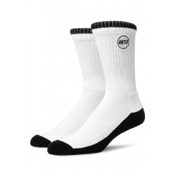 Antix Circle Socks White