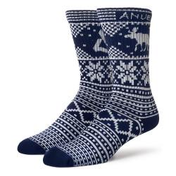 Anuell Mountocks Socks Navy