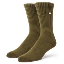 Anuell Heathocks Socks Olive