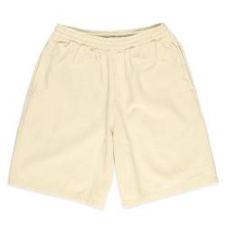 Antix Slack Shorts Pant Cream