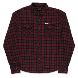 Anuell Lennesy Shirt Red Brown