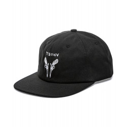 Anuell Mavam 6 Panel Cap Black