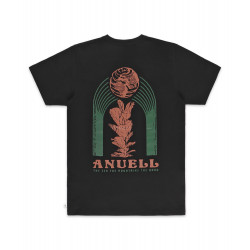 Anuell Sprouter T-Shirt Black