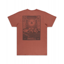 Anuell Yonder T-Shirt Red
