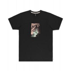 Anuell Sculler T-Shirt Black