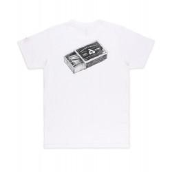Anuell JR Match T-Shirt White