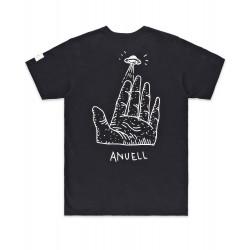Anuell Mulder T-Shirt Black