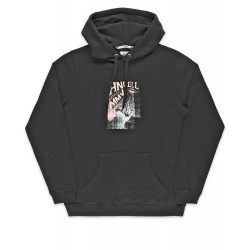 Anuell Scullor Hoodie Black