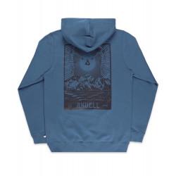 Anuell Yondor Hoodie Blue